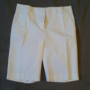 White talbots shorts